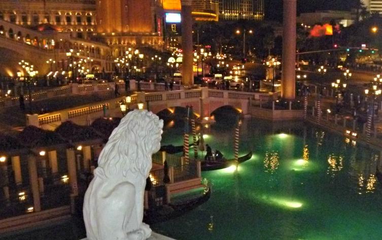 Las Vegas The Venetian