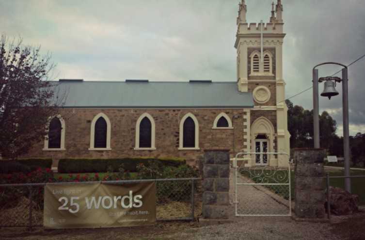 Barossa Valley Church