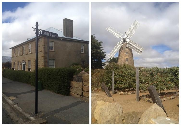 Mill Lane Tasmania