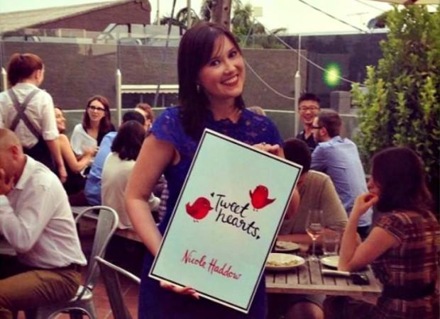 First Book Journey: Nicole Haddow's Tweethearts