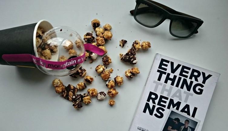 Happy Lab Popcorn