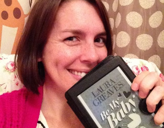 First Book Journey: Laura Greaves' Be My Baby