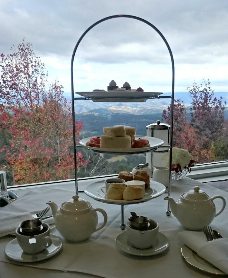 Wintergarden Afternoon Tea