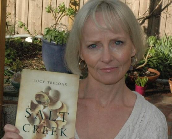First Book Journey: Lucy Treloar's Salt Creek