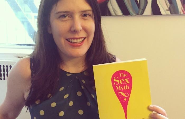 First Book Journey: Rachel Hills on writing The Sex Myth