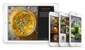 The Healthy Chef App