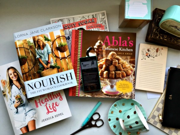 Five cookbooks for the health conscious